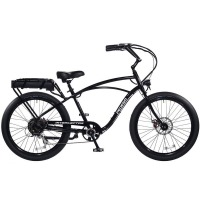 2017 Pedego Classic Interceptor III Electric Bicycle – Black