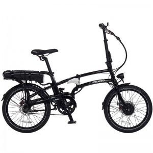 2017 Pedego Latch Folding Electric Bicycle – Black