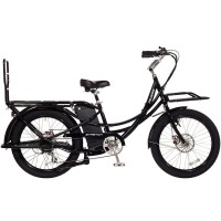 2017 Pedego Stretch Electric Cargo Bike – Black