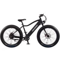 2017 Pedego Trail Tracker IV Fat Tire Electric Bike – Black