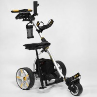Bat-Caddy X3R Remote Control Cart with Free Accessory Kit