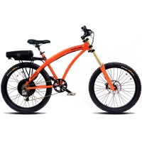 ProdecoTech Outlaw SS V4 Electric Bicycle – Orange/Black