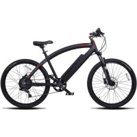 ProdecoTech Phantom X R V5 Electric Bicycle – Black/Black