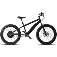 ProdecoTech Rebel X V5 Electric Bicycle – Black/Black